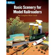 12233 Basic Scenery for Model Railroaders