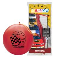 Punch Ball-Latex-Hot Wheels-14''