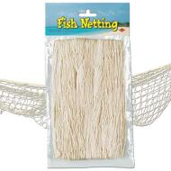 Fish Netting-White-1pkg-12ft