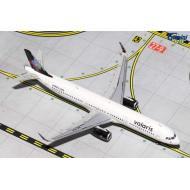 Gemini Jets Volaris Airbus A321 1:400 Scale Diecast Model Airplane