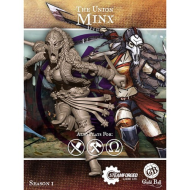 Guild Ball: Union - Minx