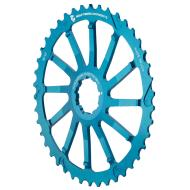 Wolftooth Components 42T GC Shimano (Blue)