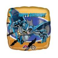 Foil Balloon - Batman - Happy Birthday -18""