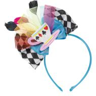 Headband-Bow - Mad Tea Party