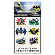 Temporary Tattoos-Batman-1pkg-4 Sheets