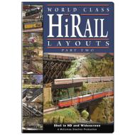 Hi-Rail Layouts, Part 2, DVD