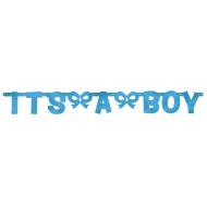Banner-Its A boy-Foil-6ft