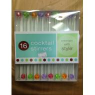 Cocktail Stirrers- 16pk
