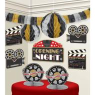 Room Decor Kit-Hollywood Opening Night-9pk