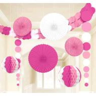Decorating Kit-Pink Baby Girl