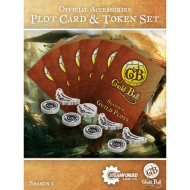 Guild Ball (S1): Plot Cards & Token Set