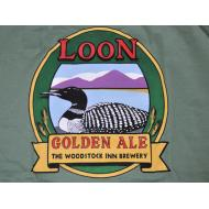 Loon Golden Ale TSHIRT