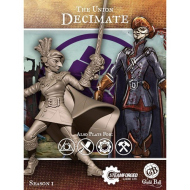 Guild Ball: Union - Decimate