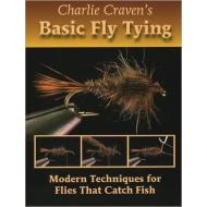 Charlie Craven's Basic Fly Tying - Hardcover
