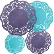 Round Doilies - Mad Tea Party