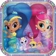 Foil Balloon - Shimmer and Shine - 17""