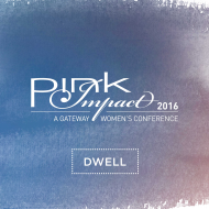 Dwell PINK Impact: 2016 DVDS