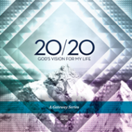 20/20 Gods Vision for My Life DVDS