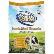 Nutri Source GF Lamb 30lb