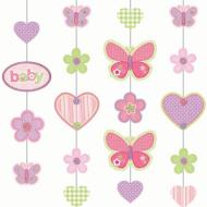 Danglers-Carter's Baby Girl-5pk