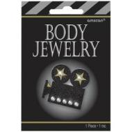 Body Jewelry-Filming Camera or Clip Board-2''