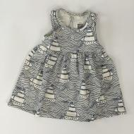 Oslo Baby Dress High Seas Navy