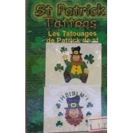 Temporary Tattoos-St. Patrick's Day-1 Sheet