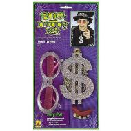 Costume Accessory-Big Daddys Kit-1pkg
