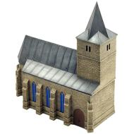 15mm Bastogne Church