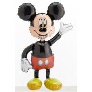 "Foil Balloon - Airwalker - Mickey Mouse - 38""x52"""