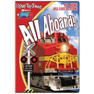 All Aboard, DVD I Love Toy Trains