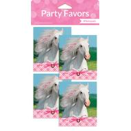 Party Favors-Heart My Horse Mini Notepads-4pkg