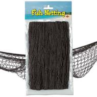 Fish Netting-Black-1pkg-12ft