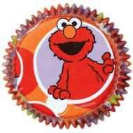 Baking Cups-Elmo-50pkg-2""