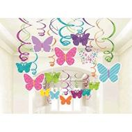 Swirl Decorations-Butterflies