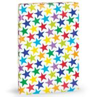 Colorful Stars Roll Wrap 4ft
