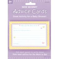 Advice Cards-Mom to Be -24pk-3.5'' x 5''