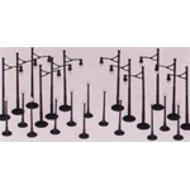45990 Street and Boulevard Lights, Bachmann Plasticville