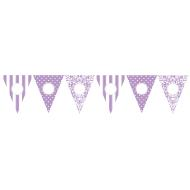 Banner-Personalized Lilac-24pk-26ft