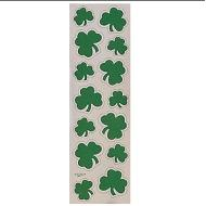 Stickers-St. Patrick's Day Shamrocks-2 Sheets