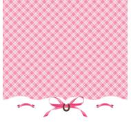 Tablecover-Rectangle-Heart My Horse-Plastic