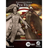 Guild Ball (S2): Engineers - Pin Vice
