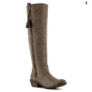 Restricted Tall Riding Boot