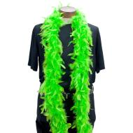 Boa-Lime Green Feathers-1pkg-6ft