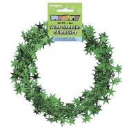 Party Wire Garland- Green- 20ft