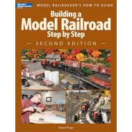 12467 Building a Model Railroad Step by Step, 2nd Edition