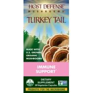 Host Defense Turkey Tail 60v