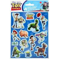 Stickers-Toy Story-4 Sht (Discontinued)