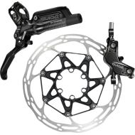 SRAM Guide Ultimate Rear Hydraulic Disc Brake Black 1800mm line Black Rotor