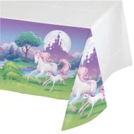 Tablecover-Rectangle-Unicorn Fantasy-Plastic